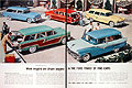 1956 Ford Station Wagon Line