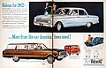 1962 Ford Falcon Sedan & Squire Wagon