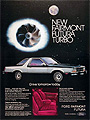 1980 Ford Fairmont Futura Turbo