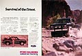 1985 Ford Ranger Pickup