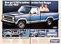 1987 Ford Ranger XLT Pickup