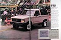 1989 Ford Bronco II XL Sport