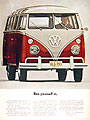 1963 Volkswagen 21 Window Bus