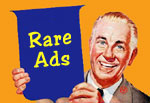 Rare Ads Section